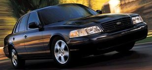 2003 Crown Victoria LX Sport - Promotion Picture