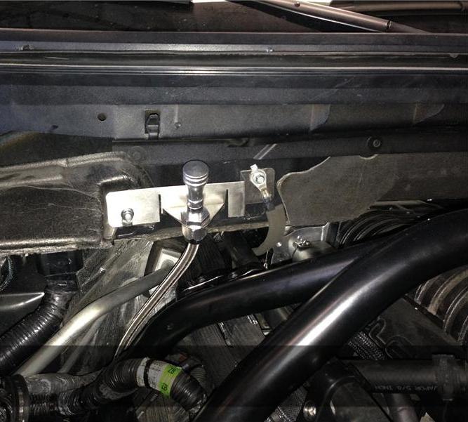 2004 Ford Raptor Oil Change