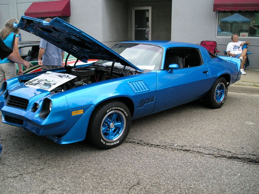 Creston Car Show Grand Rapids Mi